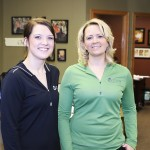 Robin Jones and Nikki Zuehlke, Butler Insurance