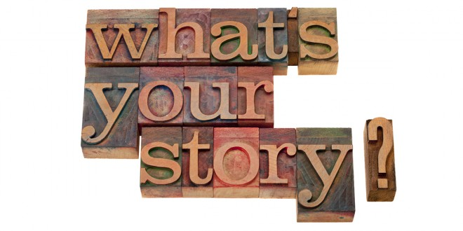 We know you have a story in you. We want to hear it.