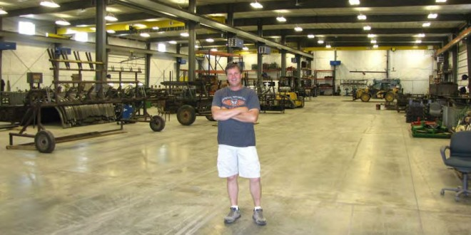 Common Sense Manufacturing moves to expanded headquarters