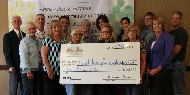 South Dakota Community Foundation Awards $15,000 to Dakota Resources