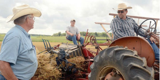 Day County family keeps old-fashioned family farming alive