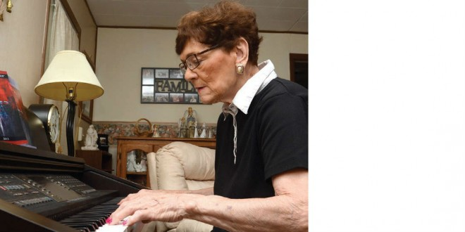 Coming Home: Webster woman's musical background leads to lifelong passion