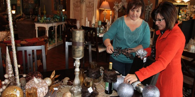 Local businesses count on holiday shoppers