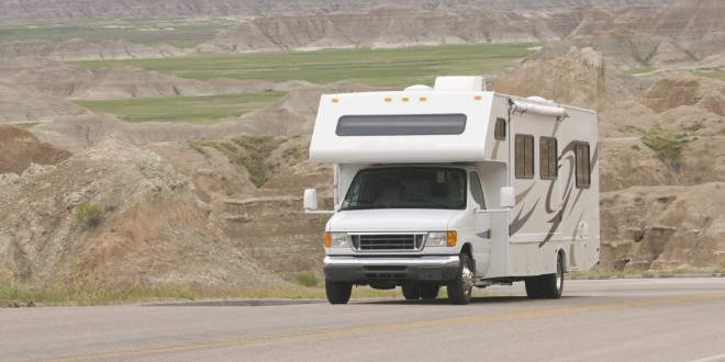 That roaming RV might have a South Dakota address