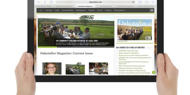 Digital subscriptions: A new way to read Dakotafire