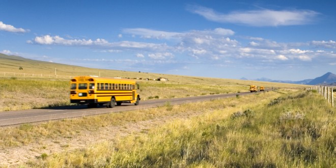 Bus drivers aren't 'all aboard' in many Dakota school districts