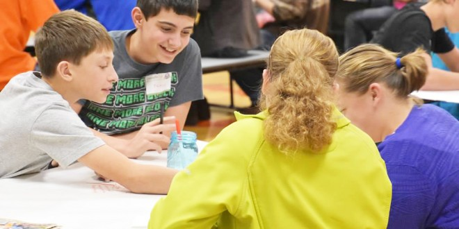 Dakotafire Café: Building relationships between ages set as a goal