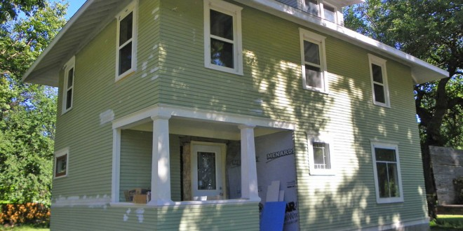 Centerville finds a housing solution in old homes