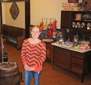Amanda Jones has opened a business called The Butter Churn Bistro in Chamberlain, S.D. Photo by Wendy Royston/Dakotafire Media